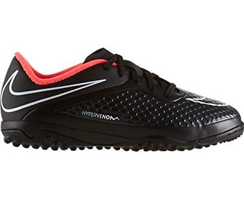 Di Ragazzo Jr Phelon Calcio In Blk Scarpe Hypervenom Bianco Tf Nike x4qS40Ow