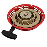 Recoil Pull Rewind Starter Assembly Generator Accessory Red GF30