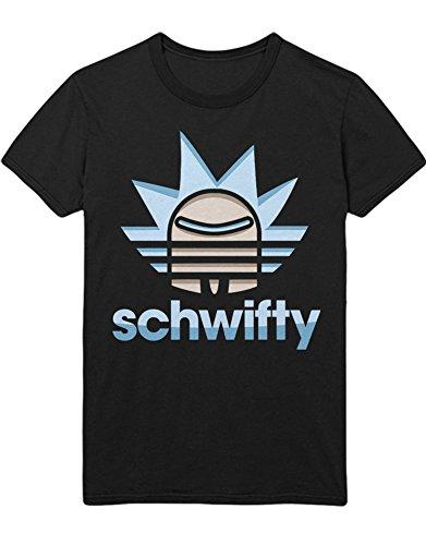 T-Shirt Rick and Morty