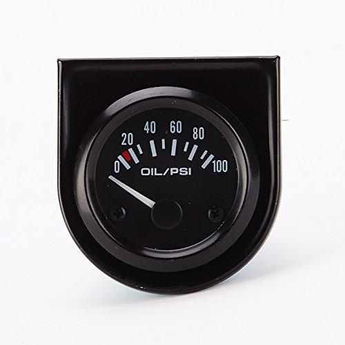 52mm Tacómetro Indicador Digital Eléctrico de Presión de Aceite Indicador...