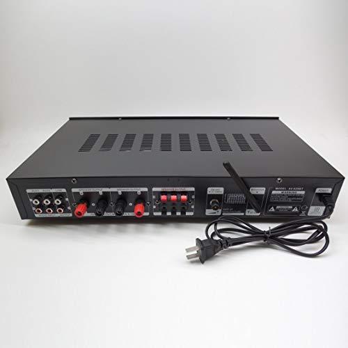 1120 Watt 220 V 5 Kanal Bluetooth Hi-Fi Endstufe Multifunktionale Digital Stereo Surround Sound Home Karaoke Verstärker