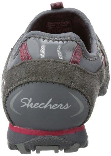 Skechers  BikersCandid,  Sneaker donna Grigio (Grau (CCRD))