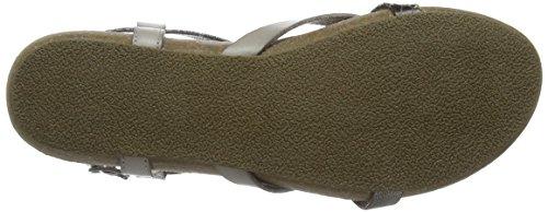 Blowfish Granola - Spartiates - Femme Gris (mushroom/grey/pet)