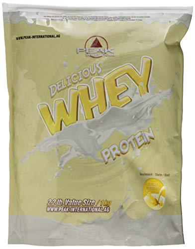 PEAK Delicious Whey Protein Vanilla Milkshake 1000g -