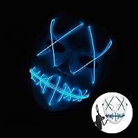 RZL LED Lights 1 W (1 PZ) Masquerade Halloween Fantasma Fessura Bocca Luce 0622d687947