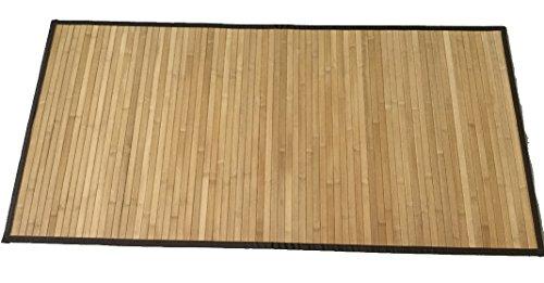 Alfombras bambu a medida beautiful alfombra de bamb pasillera hasta m varios colores y medidas - Alfombras para alergicos ...