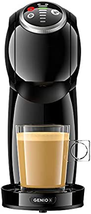 Nescafe Dolce Gusto GENIO S PLUS Coffee Machine BLACK