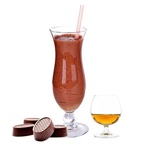 Brandy Creme Praline Geschmack Proteinpulver Vegan mit 90{64c488fe7e8d20915fa5e8f04aeeec5ab8c056ae50f3a823dec0134e164cd4c5} reinem Protein Eiweiß L-Carnitin angereichert für Proteinshakes Eiweißshakes Aspartamfrei (10 kg)