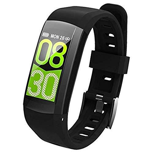 OJBDK Smart Watch IP68, Reloj Impermeable, podómetro, Deporte, Pulsera, Reloj de Fitness,...