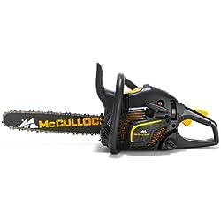 """McCulloch 00096-66.317.18 Scie à chaine avec moteur à essence CS 450 Elite 18"""""""