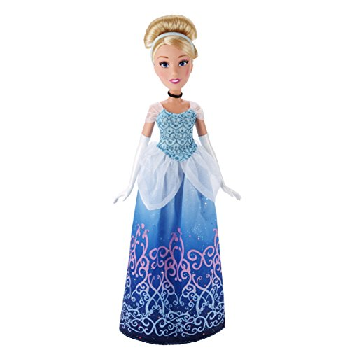 Hasbro Disney Prinzessin B5288ES2 - Schimmerglanz Cinderella, (Disney Eine Prinzessin)