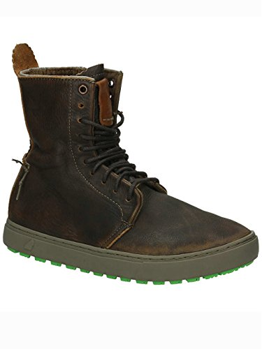 Herren Winterschuh Satorisan Waraku Winterschuhe Dark Brown