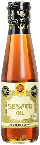 Tiger Khan Aceite Sésamo - 200 ml - [Pack 3]