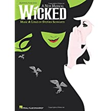 A New Musical Wicked: Beginning Piano Solo