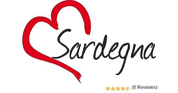Quattroerre 14138/Sticker Autocollant 3d Sardaigne