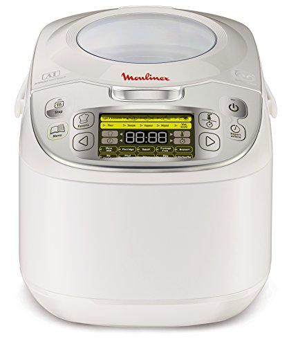 Moulinex MK812101 Multicuiseur Traditionnel 45-en-1 - 5 à 6 Personnes...
