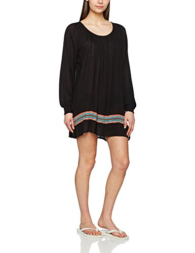 roxy-womens-albe-loose-dres-dress-anthracite-small