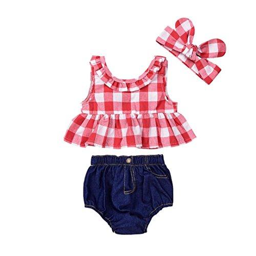 c4dd251a4 Conjuntos Bebé niña niños recien nacido romper sunsuit juegos niños  juguetes diademas Bebé Jumpsuit Leggings Pantalones Calcetines y medias  Faldas pantalón ...