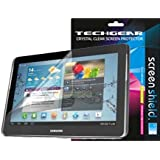 **PACK OF 5** SAMSUNG GALAXY NOTE 10.1 / N8000 / N8010 CLEAR Screen Protector with cleaning cloth - TECHGEAR