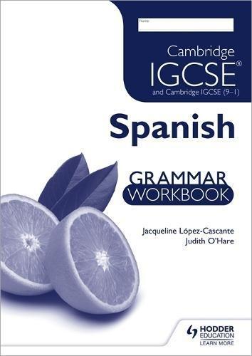 Spanish grammar. Per le Scuole superiori