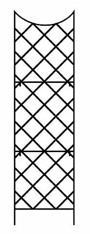 Panacea Products 108-Inch Giant Trellis - Black