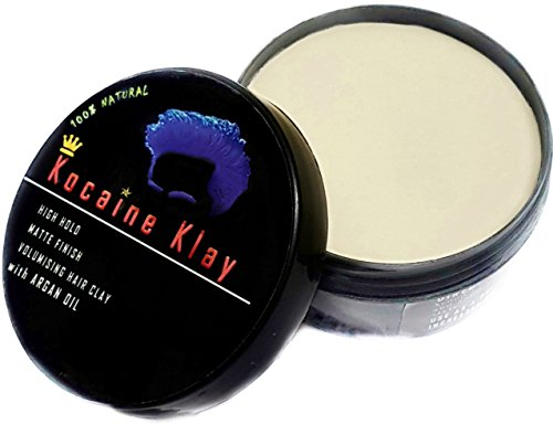 Kocaine Klay Natural High Hold Matte Clay - 100 Grams