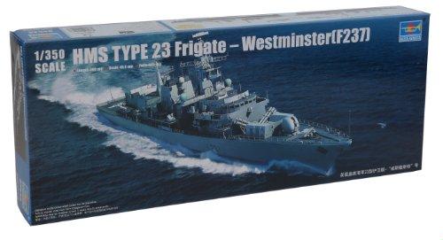 Trumpeter 04546 Modellbausatz HMS TYPE 23 Frigate-Westminster(F237)