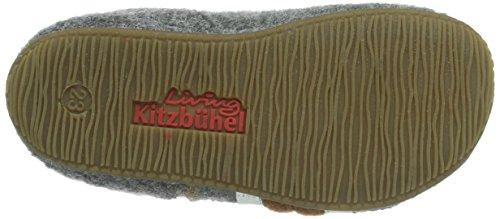 Living Kitzbühel - Babyklett Ritterburg, Sneakers per bimbi Grigio (Grau (610 grau))