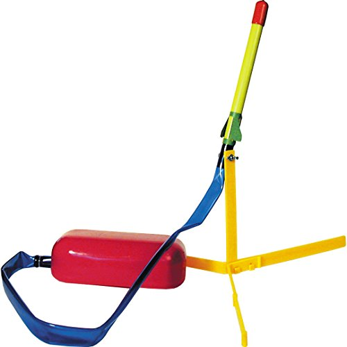 Stomp Rocket 365020 - Stomp Rocket High Performance - Druckluftrakete (Nur Springs, Box)