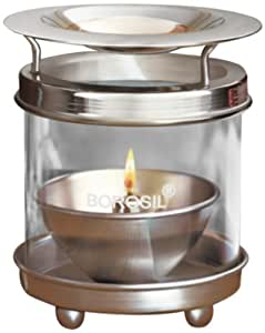 Borosil Nickel Medium Diffuser (20 cm x 10.2 cm x 7 cm)