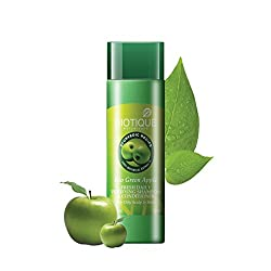 Biotique Bio Green Apple Fresh Daily Purifying Shampoo & Conditioner - 120ml (Pack of 2)