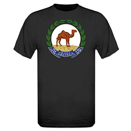 Eritrea Coat of Arms T-Shirt by Shirtcity (Eritrea Coat)