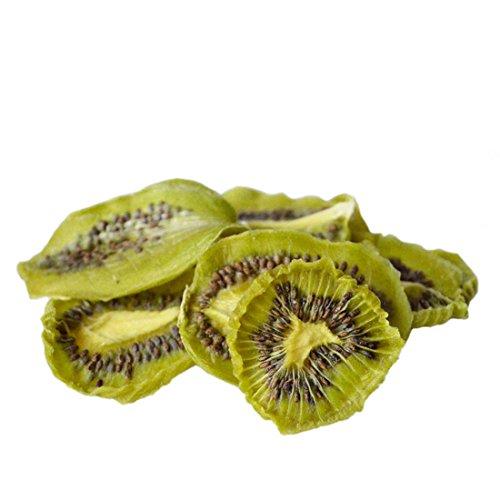 Kiwi | getrocknet | Natur, Premium Qualität, ungezuckert, ungeschwefelt, 350 g