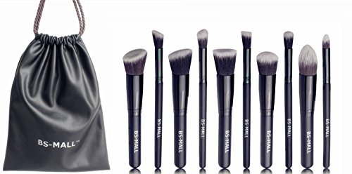 BS-MALLTM-Premium-Synthetic-Kabuki-Makeup-Brush-Set-Cosmetics-Foundation-Blending-Blush-Face-Powder-Brush-Makeup-Brush-Kit