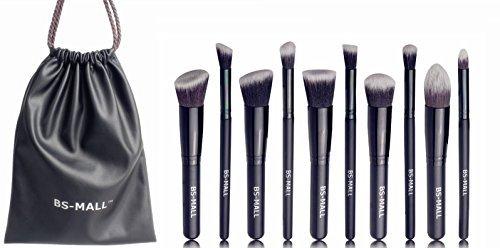 BS-MALLTM-Premium-Synthetic-Kabuki-Makeup-Brush-Set-Cosmetics-Foundation-Blending-Blush-Face-Powder-Brush-Makeup-Brush-Kit