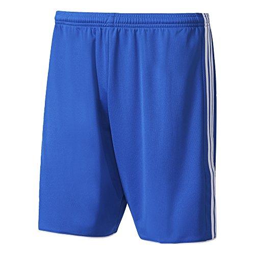 adidas Herren Tastigo 17 Shorts, Bold Blue/White, L -