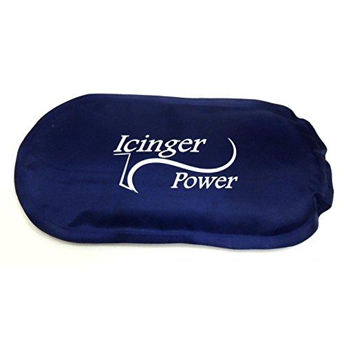 Preisvergleich Produktbild Großes Kühl-Pack - 320g (11.3 oz) - 26x13 cm (10x5 inches) - Auslaufsichere Nylon-Hülle - Hoch-Kühlendes Gel