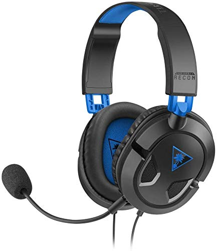 Turtle Beach Recon 50P Auricolare di Gioco, Nero - PS4 e Xbox One