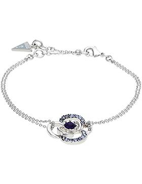 Guess Damen Armband Metall Silber UBB31301