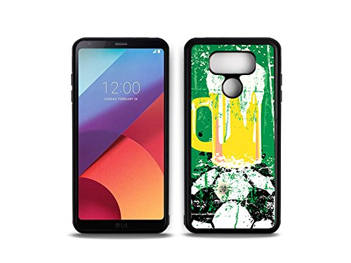 etuo LG G6 - Hülle Hybrid Fantastic - Maßkrug - Handyhülle Schutzhülle Etui Case Cover Tasche für Handy