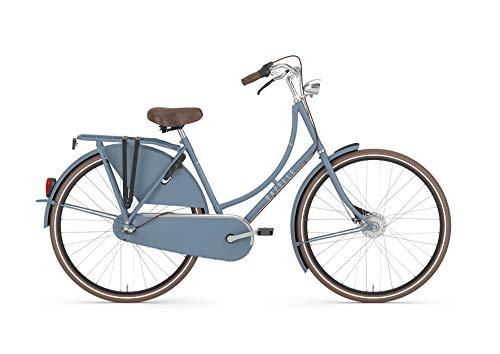 Gazelle Classic Damen 3 Gang Hollandrad 2019, Rahmenhöhe:57 cm, Farbe:blau