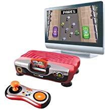 VTech Vsmile - Juguete interactivo, V.Smile Motion, Cars (80-078897)