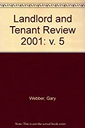 Landlord and Tenant Review 2001: v. 5