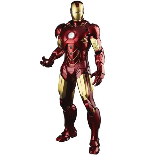 Movie-Masterpiece-Iron-Man-2-16-Scale-Figure-Iron-Man-Mark-4-japan-import