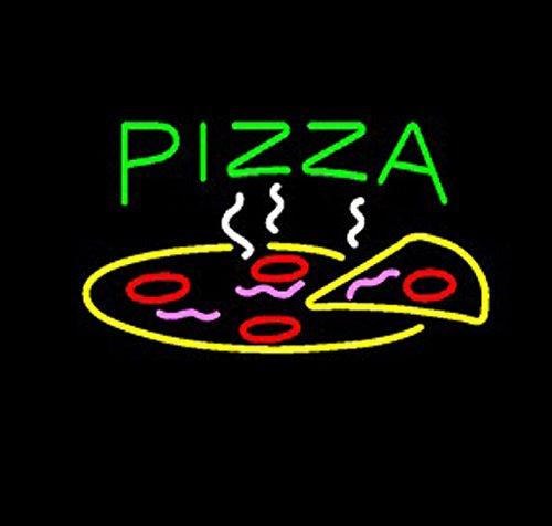 Pizza Lebensmittel Neon 61x 50,8cm Zoll Bright Neon Light für Restaurant kann Food Store Beer Bar Pub Schild
