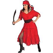 WIDMANN Widman - Disfraz de pirata del caribe para mujer, talla M (38)