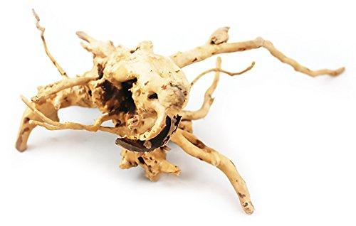 Aqua One Azalea Root Aquarium Decoration, 20 - 30 cm Test