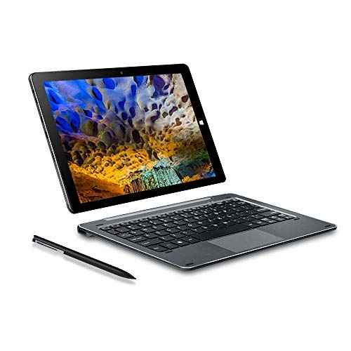 CHUWI Hi10 Air (Tablet 2 in 1) Tablet PC 10.1 Pollici Windows 10 OS (Intel Cherry Trail-T3 Z8350) Quad-Core fino a 1,92 GHz 1200 * 1920 IPS 4 GB RAM 64 GB ROM, WIFI, Bluetooth,USB, OTG, HDMI,Type-c