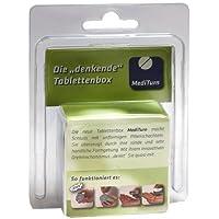 MEDITURN Tablettenbox 18,5 im Blister 1 St preisvergleich bei billige-tabletten.eu