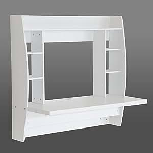 table murale pratique armoire de rangement en mdf blanc wt. Black Bedroom Furniture Sets. Home Design Ideas